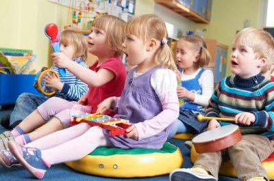 beneficios de la musica en los niños - chiquilin