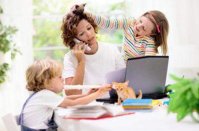 guia trabajar con niños en casa - chiquilin