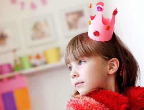 Coronas de cumpleaños para niños