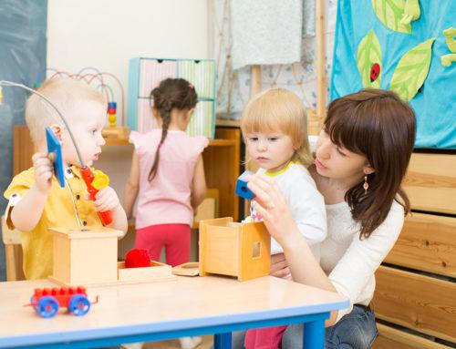 Aula de bebés: ¿qué hacer y cómo ayudarles?