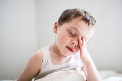 trastornos del sueño en niños de uno a dos años - chiquilin