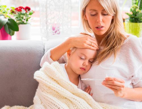 Enfermedades más comunes de los niños en la guardería