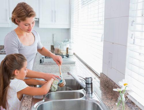 Tabla de tareas para niños
