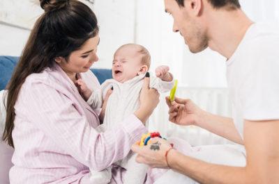 principales preocupaciones de los padres primerizos - ei chiquilin