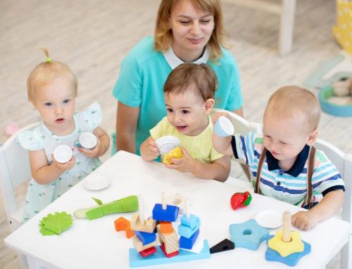 Los 6 principales beneficios de una escuela infantil