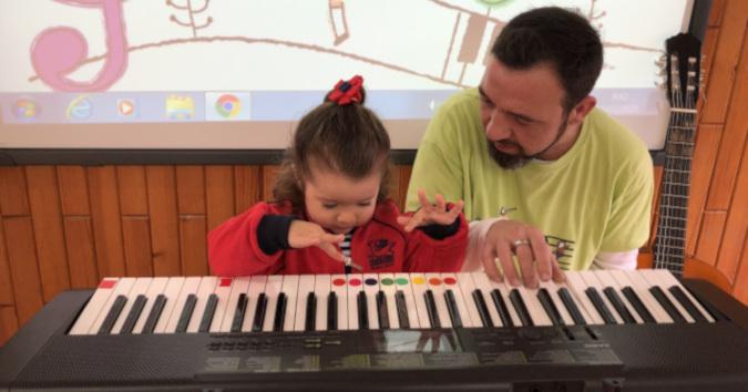 iniciacion a la musica - chiquilin