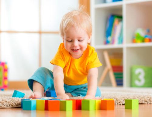 La importancia de la independencia de los niños de 1 a 2 años