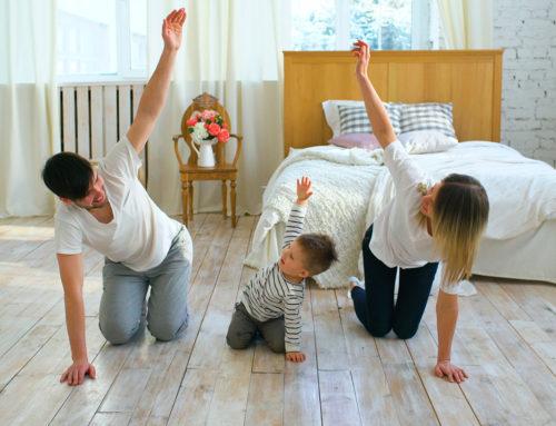 20 retos para hacer en casa con niños mientras aprenden
