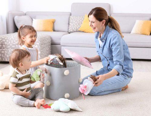 La importancia de los hábitos en los niños pequeños