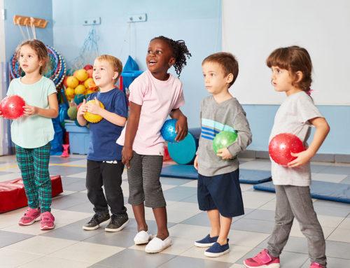 La importancia del movimiento para el desarrollo de los niños